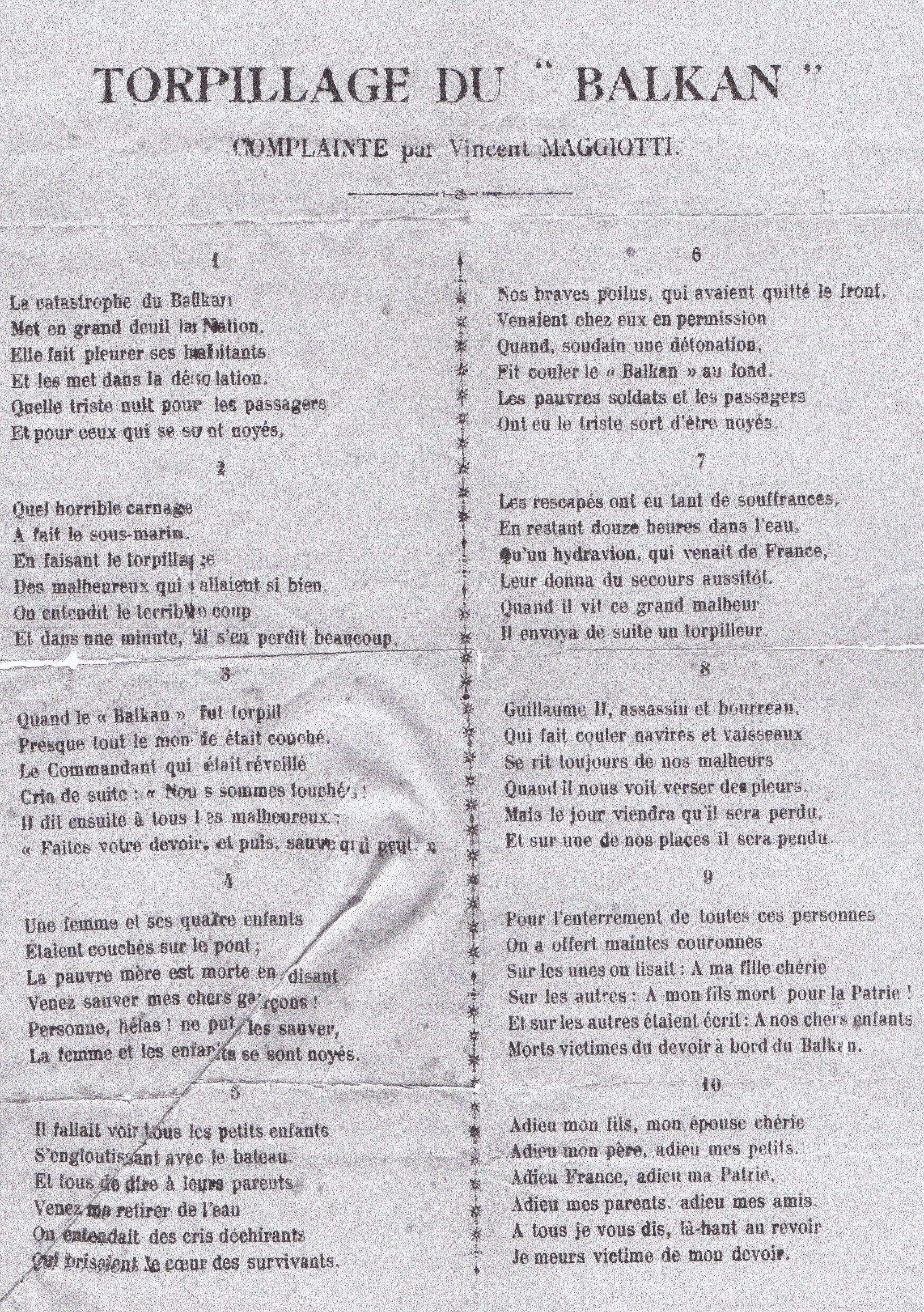 c1773434d537d6 Monuments aux morts en CORSE - Commentaires des Visiteurs